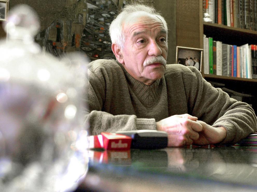 El ladrón de obras de arte retirado vivía en Málaga.