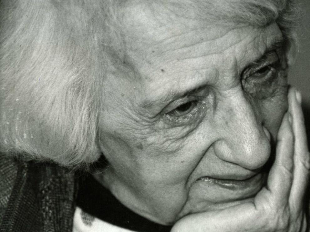 Un estudio sobre María Zambrano.