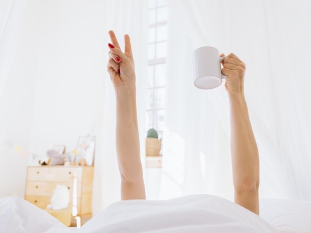 Levantarse con buen pie es más fácil de lo que parece.