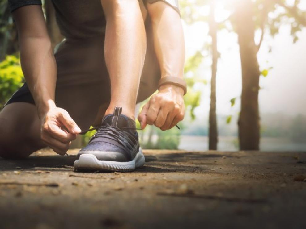 Una buena equipación es fundamental para la práctica deportiva.