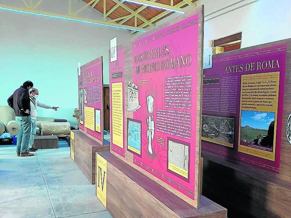 En pocos días abrirá el centro sobre la historia de Los Bañales en Layana