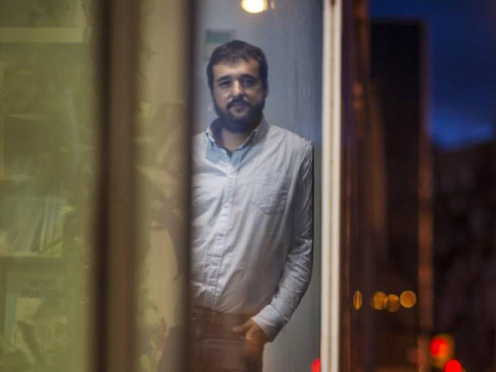 Raul Oliván es director general de Gobierno Abierto e Innovación Social del Gobierno de Aragón.