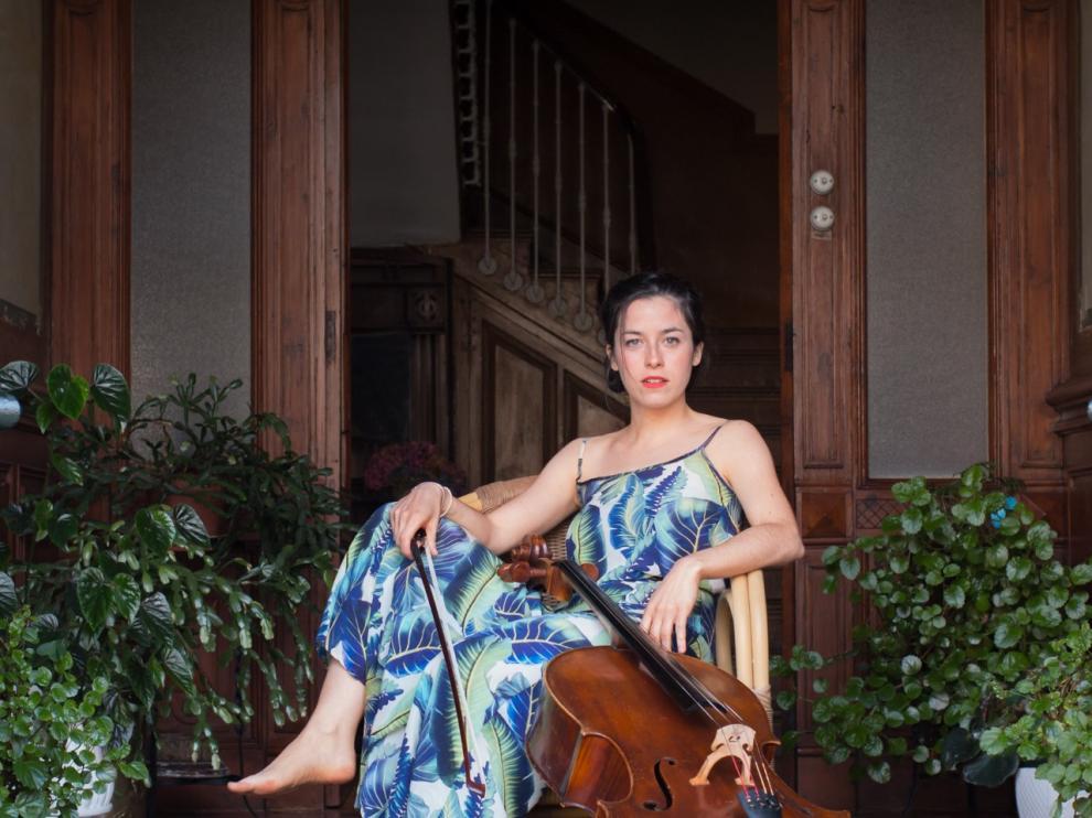 Leire Antoñanzas, otra de las artistas que participará.