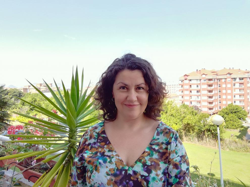 Iraide Ibarretxe-Antuñano (Bilbao, 1972) es catedrática de Lingüística General de la Universidad de Zaragoza