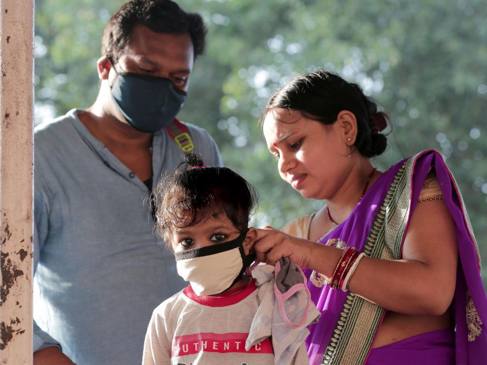 Covid-19 situation in Kolkata, India