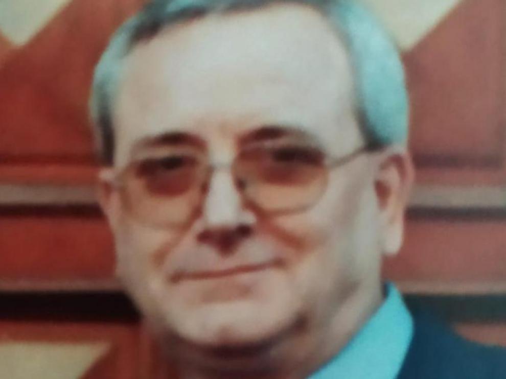 Antonio Ibar, el carpintero de 69 años, que murió apuñalado de tres heridas en el abdomen y una en la región lateral torácica.