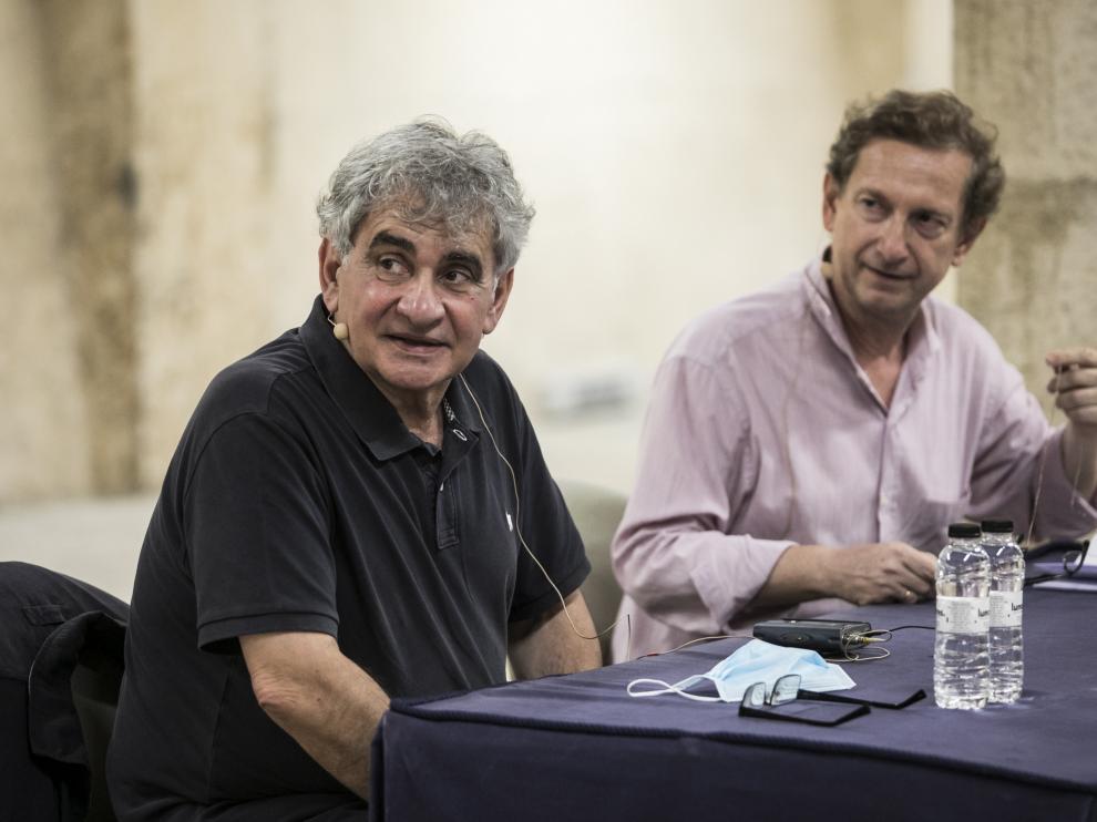 Bernardo Atxaga, invitado a las Veladas Literarias.