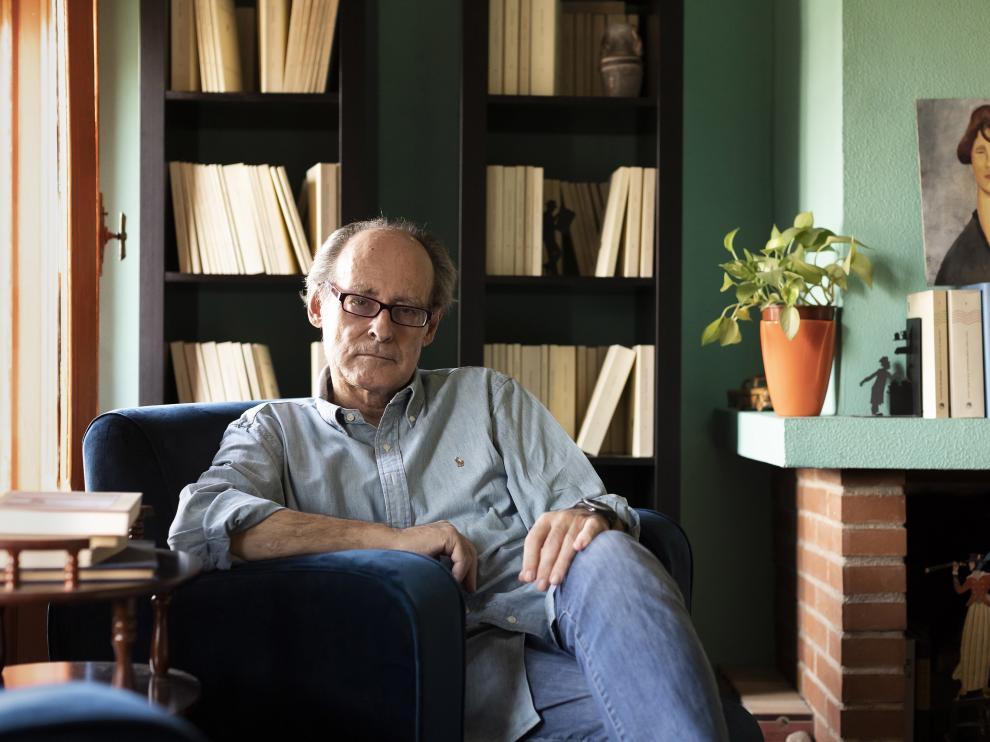 Javier Goñi reedita y amplía 'Cinco horas con Miguel Delibes'.