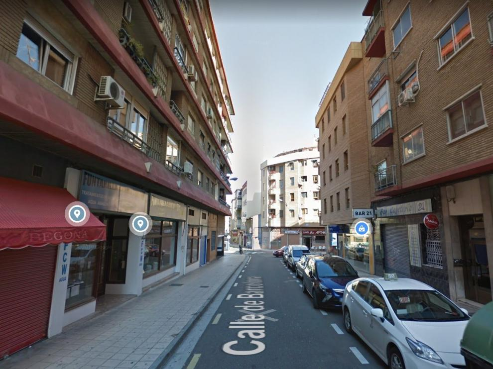 Una imagen de la calle de Barcelona.