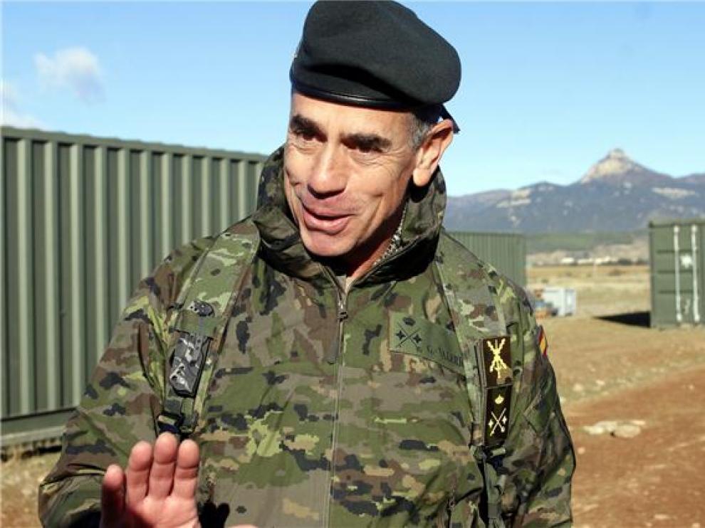 El altoaragonés Fernando García González-Valerio