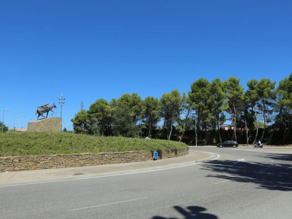 El nuevo centro de emergencias y seguridad ciudadana se ubicará junto a la conocida rotonda del Mulo.