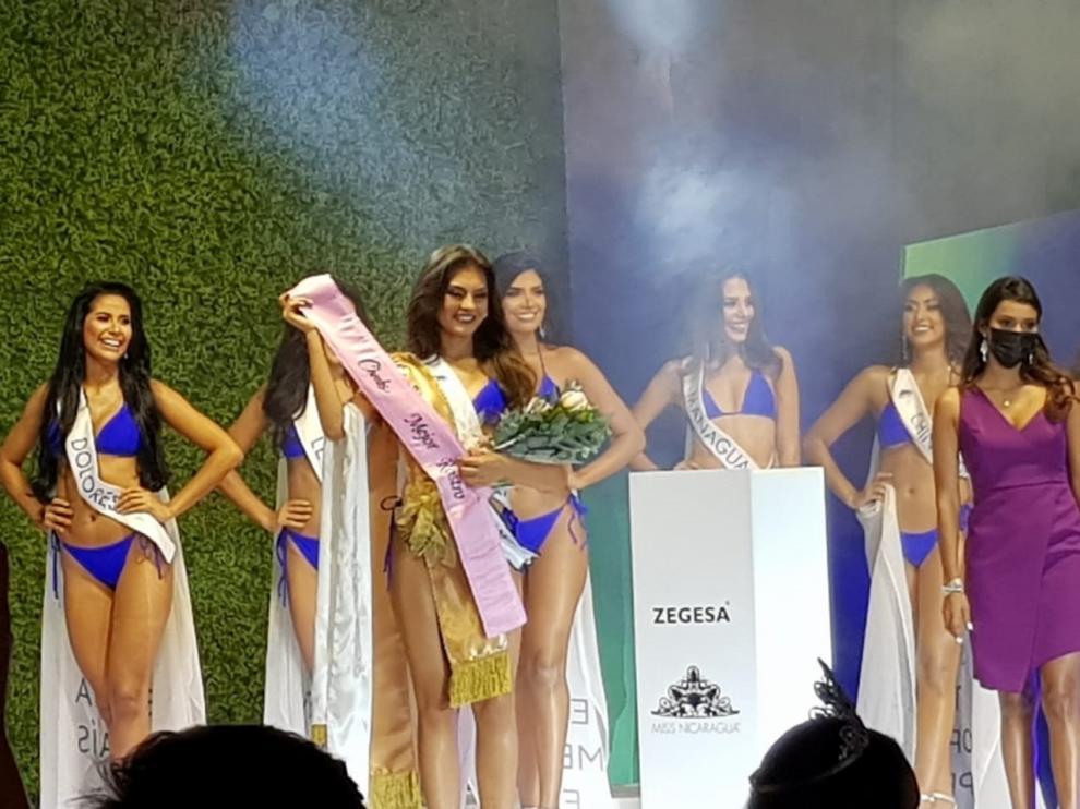 Una ingeniera agroindustrial de 23 años es elegida 'Miss Nicaragua 2020' Ana-marcelo-tras-ganar-el-concurso-de-belleza