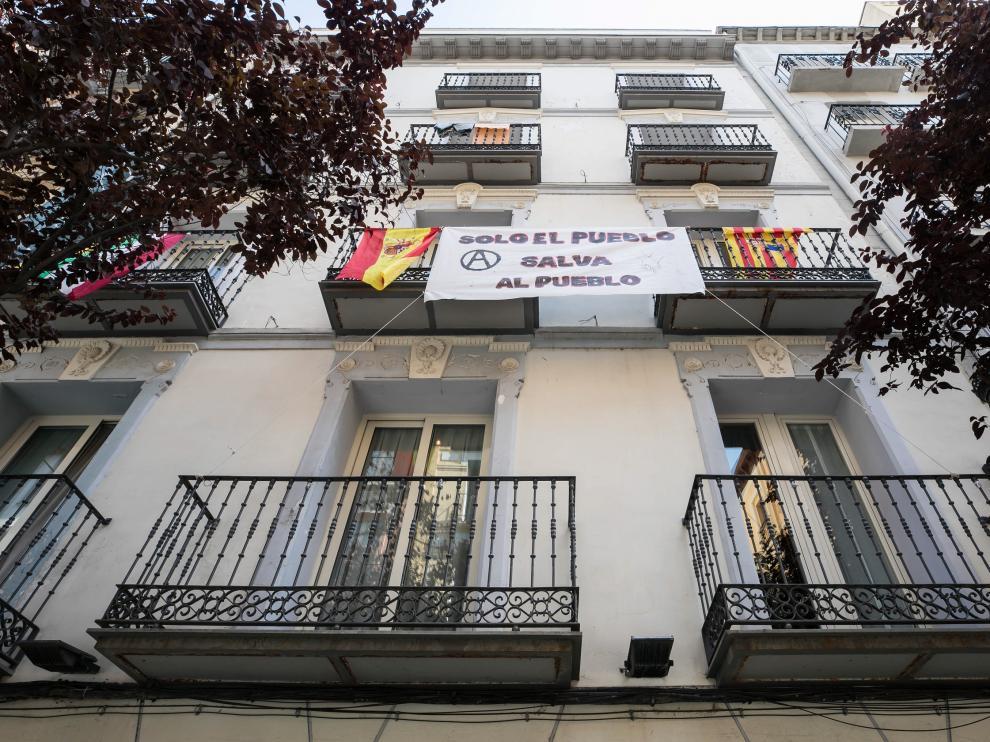 Okupación en Zaragoza