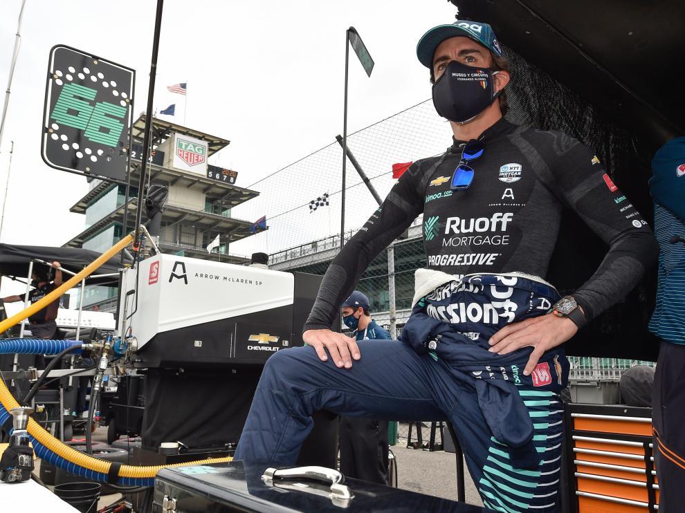 Ensayos del Indy 500