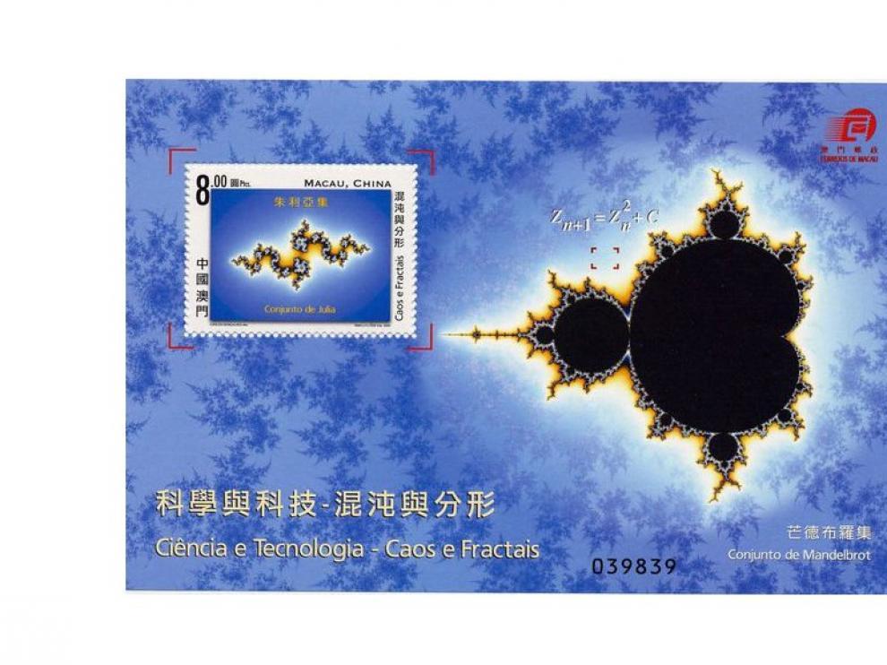 Sello emitido en Macau en 2005
