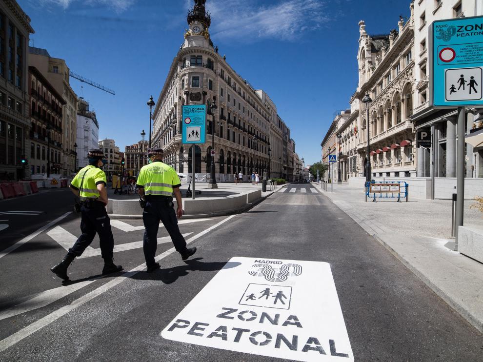 Kilometro 0 de Madrid