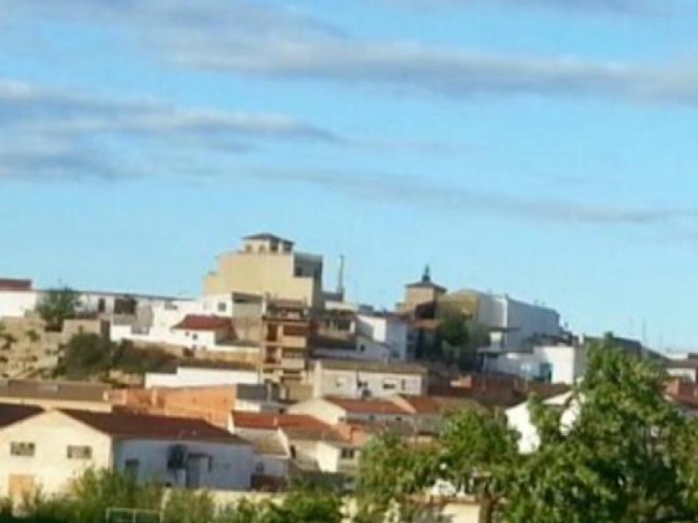 Imagen del pueblo conquense de Iniesta.