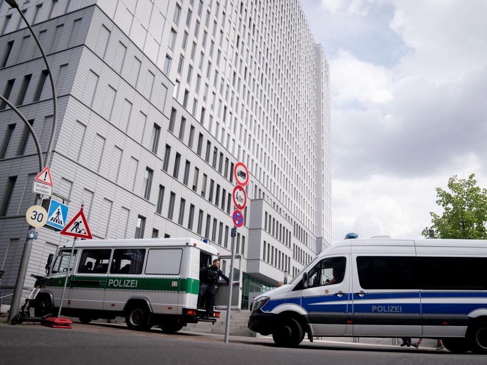 Hospital donde se encuentra ingresado Navalni