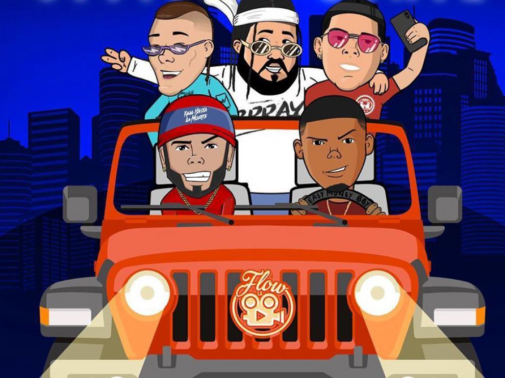 Imagen del vídeo de 'La Jeepeta (Remix)'