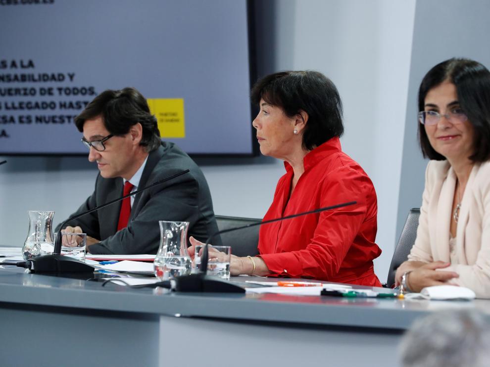 Conferencia sectorial mixta con las CCAA