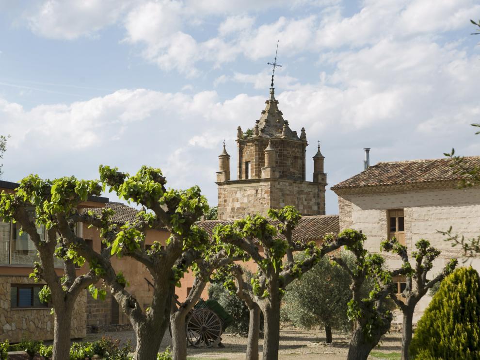 El entorno del monasterio de Veruela cuenta con hasta 12 itinerarios para conocer los alrededores a pie y en bicicleta.
