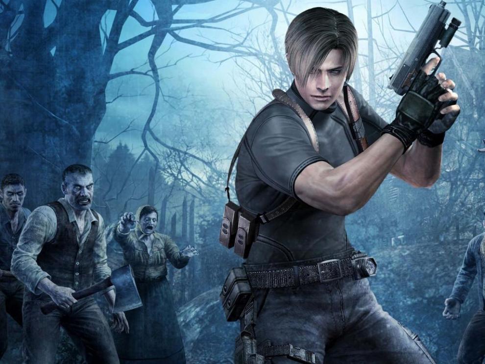 Imagen del videojuego 'Resident Evil'
