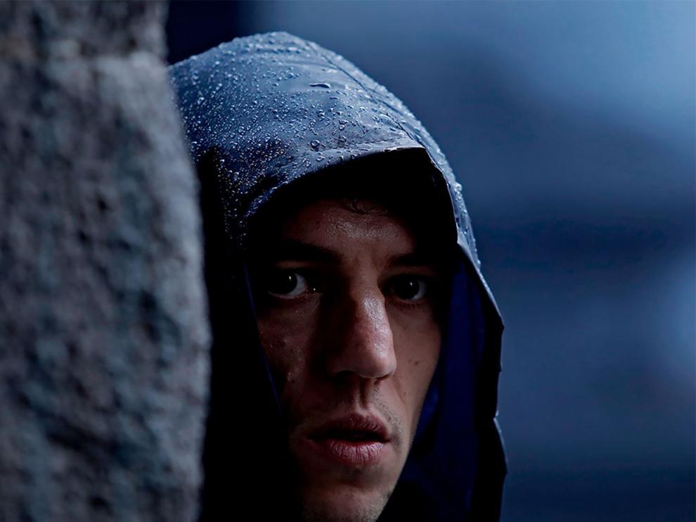 Fotograma de la serie 'Patria', que estrena este mes HBO España.
