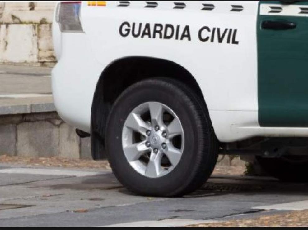 Coche de la Guardia Civil en una imagen de archivo.