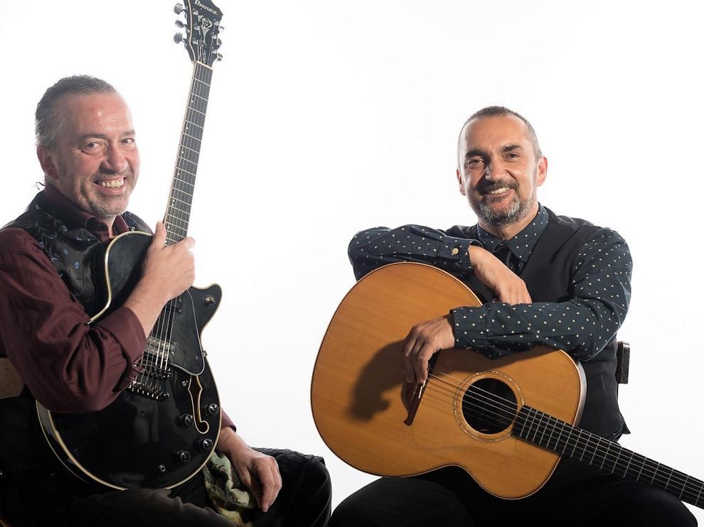 Pardinilla y Cossío prometen una auténtica fiesta del Blues en Chalamera
