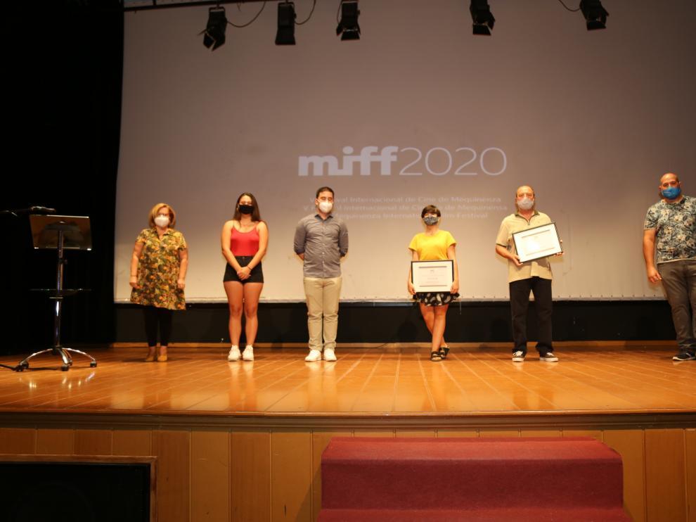 Premios del Festival de Cine de Mequinenza