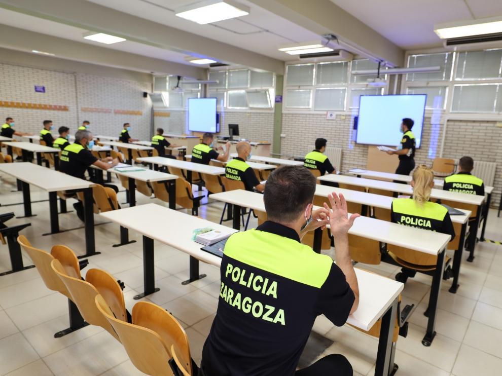 Academia de la Policía Local de Zaragoza