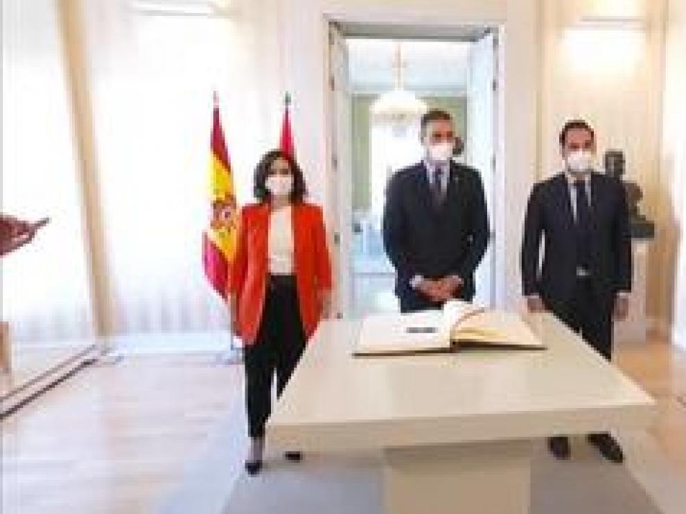 Las propuestas de este grupo servirán de recomendaciones a las actuaciones propias que seguirá ejecutando el gobierno de la Comunidad de Madrid en el ejercicio de sus competencias.