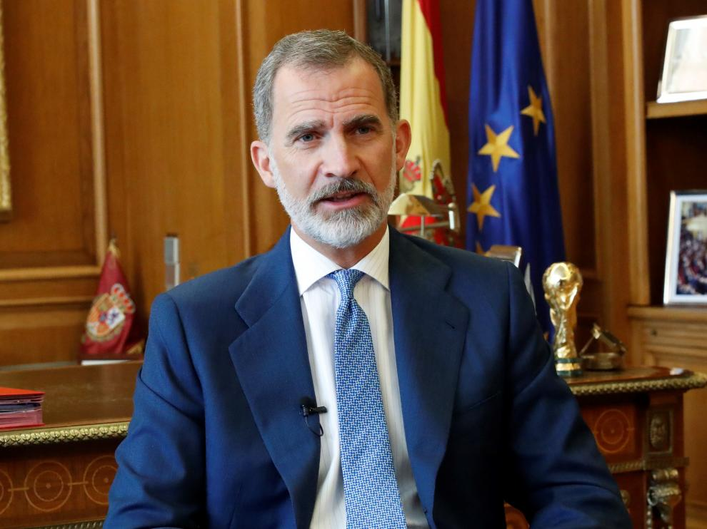 """Felipe VI pide ante la ONU """"unas naciones más unidas"""" para afrontar la crisis"""