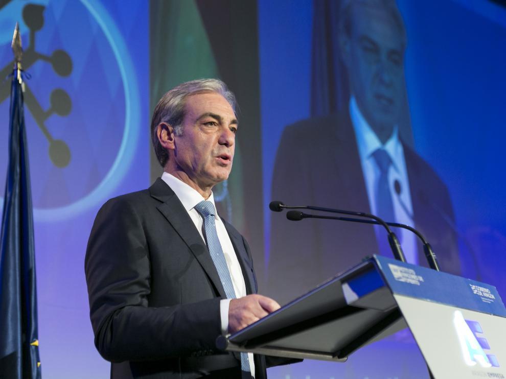 Alfonso Sesé, presidente de la Asociación de la Empresa Familiar Aragonesa (AEFA)
