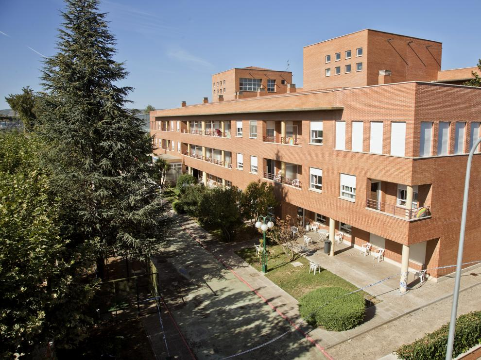 Residencia municipal San Íñigo de Calatayud