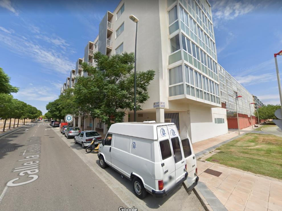 Imagen de archivo de la calle de Valdespartera donde ocurrieron los hechos.