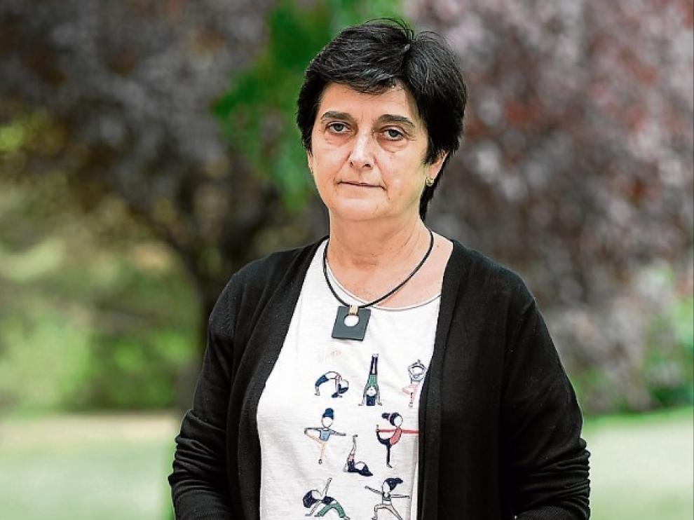 María José Plumed, gerente de Autismo Aragón.