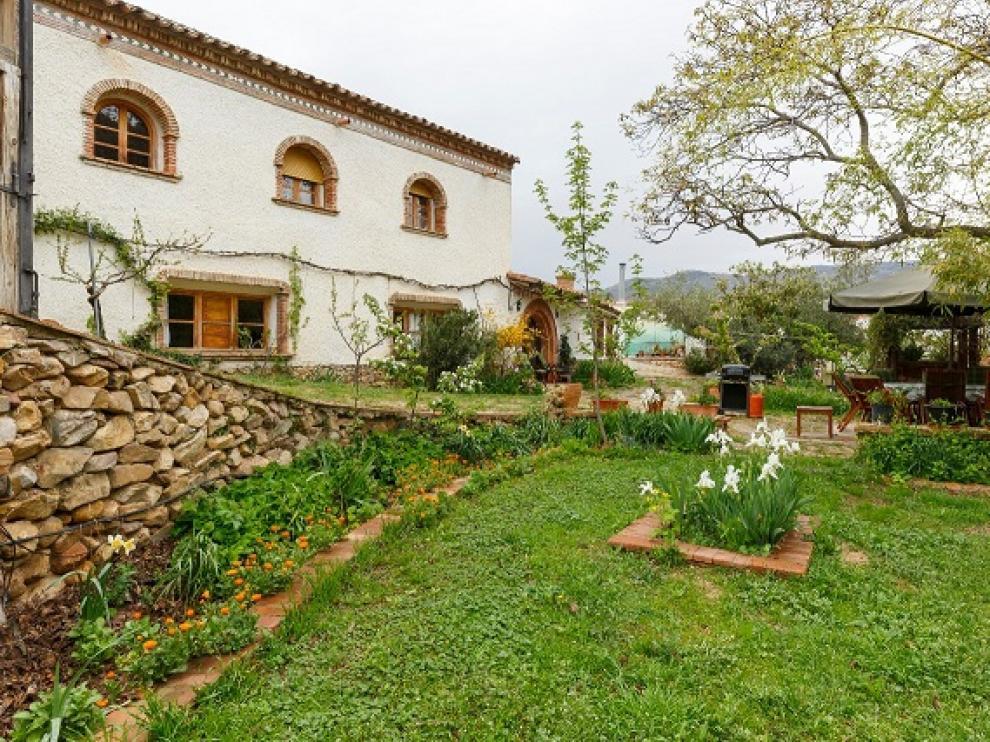 Casa Rural El Molino en Tobed