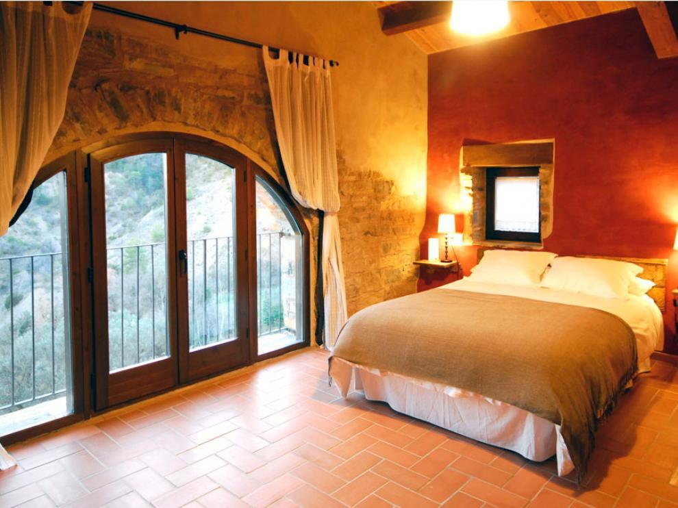 Casa Rural O Chardinet D'a Formiga en Charo