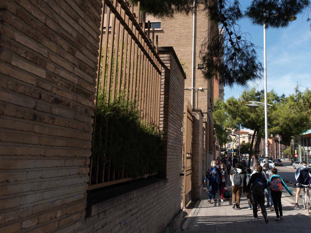 Foto del IES Goya de Zaragoza