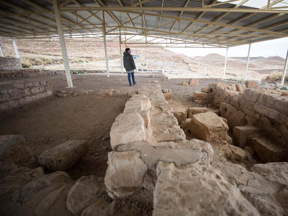 Yacimiento Arqueológico Romano Lépida Celsa