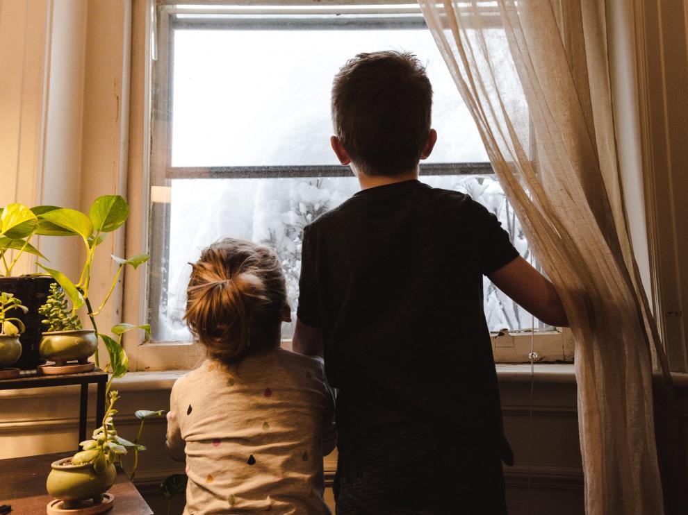 La situación actual puede provocar ansiedad por el aislamiento social e incluso muchos niños corren el riesgo de sufrir trastornos psicológicos permanentes, incluida la depresión