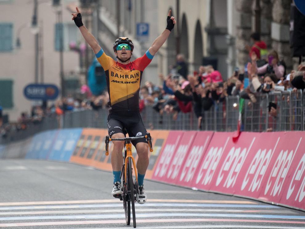 Giro d'Italia cycling race - 16th stage