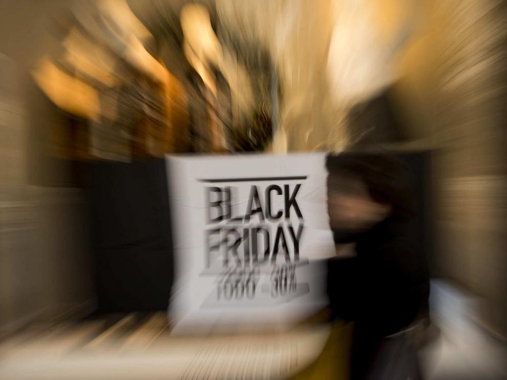 Black Friday en Zaragoza.