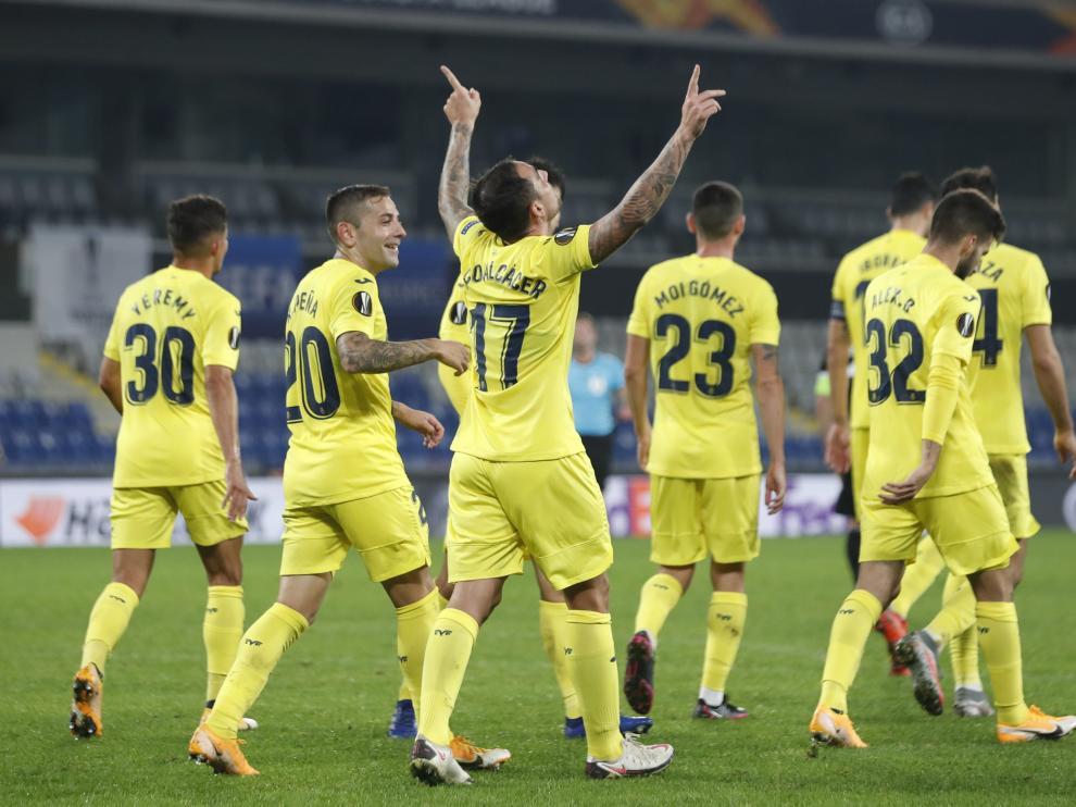 Europa League - Group I - Qarabag v Villarreal