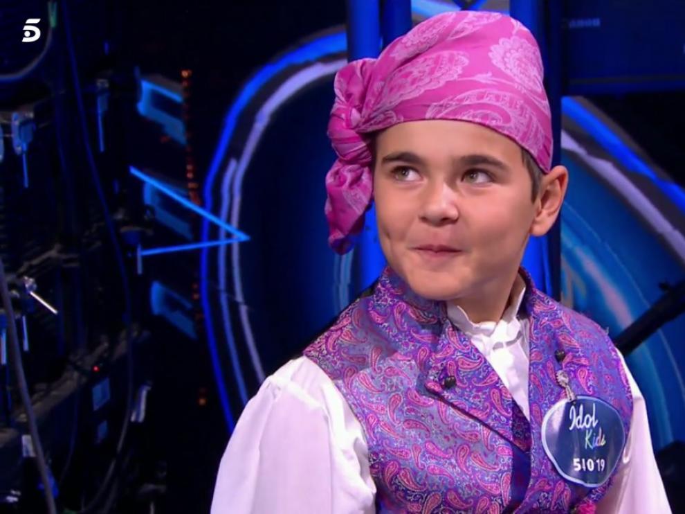 [[[HA REDACCION]]] asier-concursante-de-idol-kids.jpg