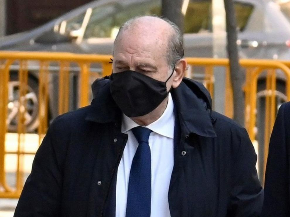 Fernández Díaz niega que conociera una operación de espionaje a Bárcenas