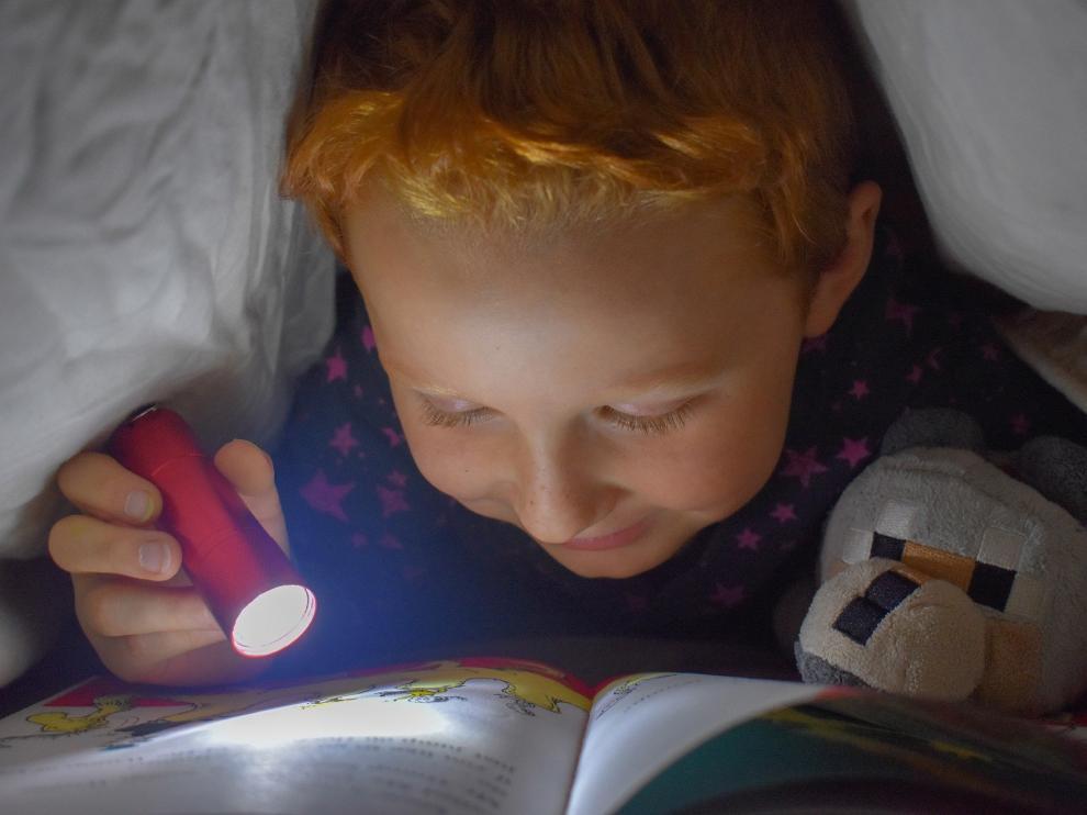 Los niños pueden aprender a gestionar las emociones con libros.