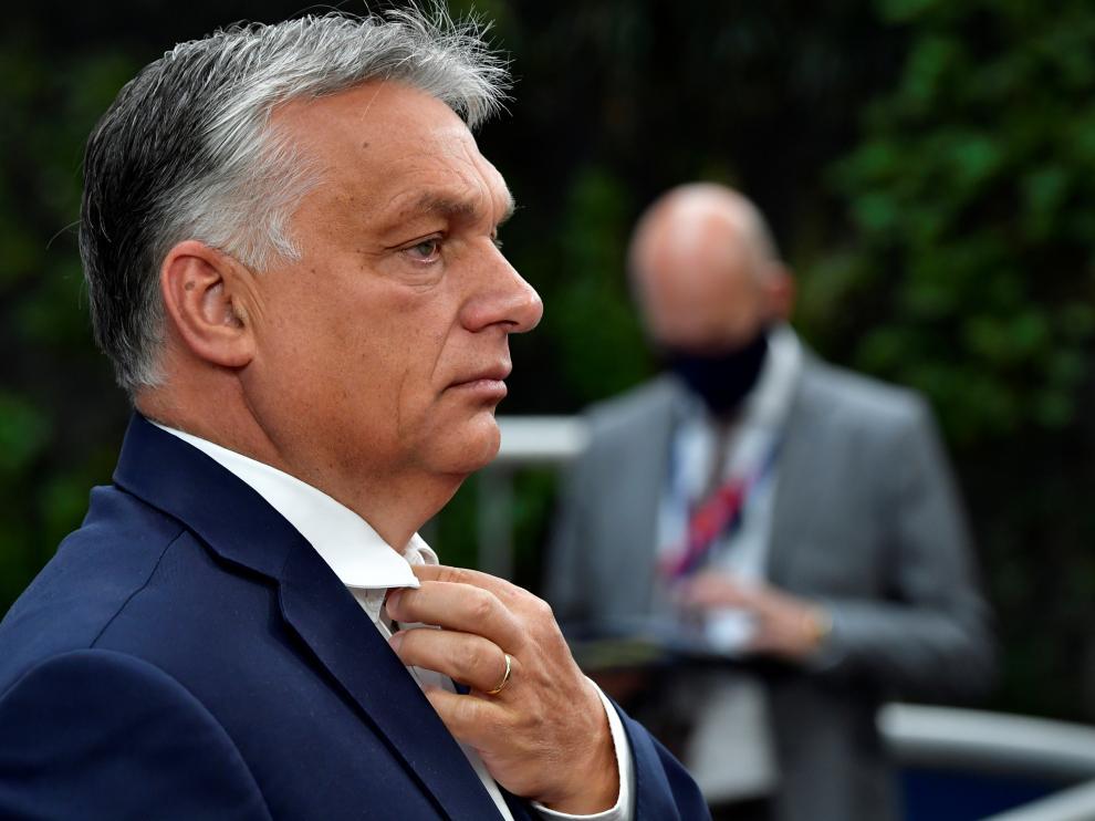 El primer ministro húngaro Viktor Orbán.