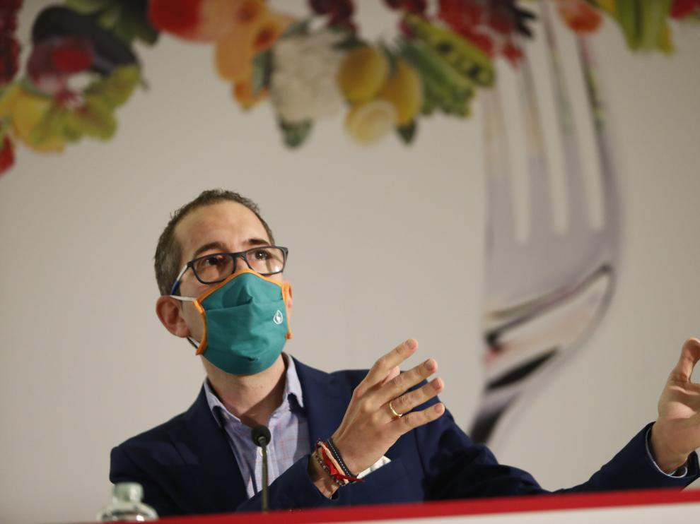 Inauguración del VI Congreso de Gastronomía y Salud de HERALDO.